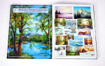 Scheewe, Season to Season Landscapes, book, 599-2